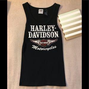 Harley-Davidson Tops - Harley Davidson Tank